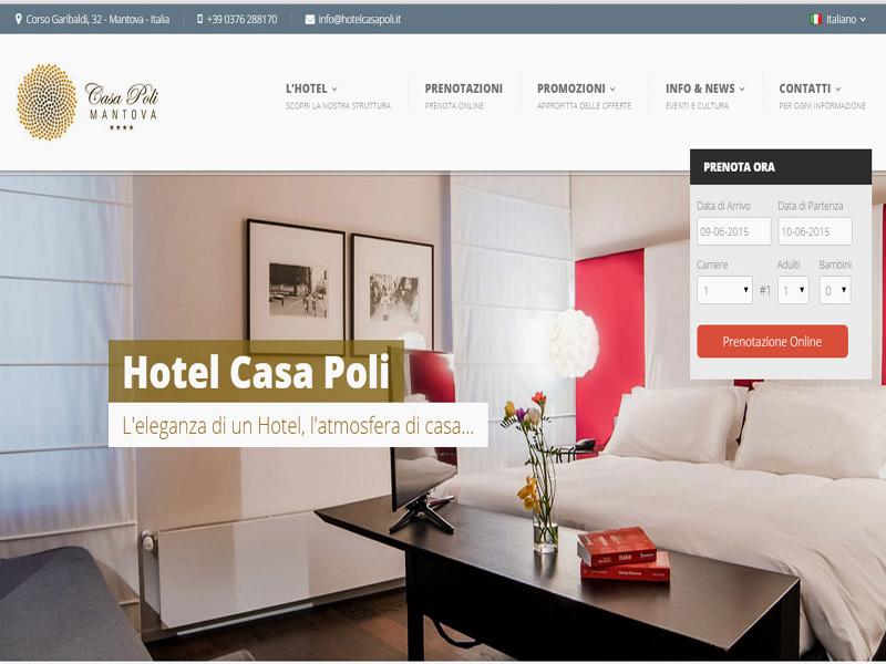 Hotel Mantova_Hotel Casa Poli_4 stelle